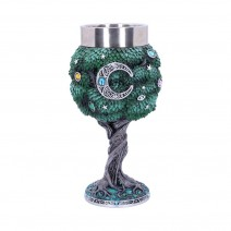 Exclusive Tree of Life Nature Goblet Wine Glass