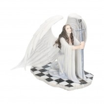 Anne Stokes The Blessing Gothic Angel Art Figurine