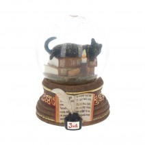 Lisa Parker Witching Hour Snowglobe