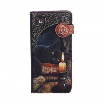 Lisa Parker Witching Hour Embossed Purse