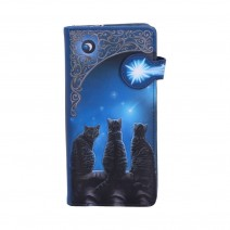 Lisa Parker Wish Upon a Star Embossed Purse