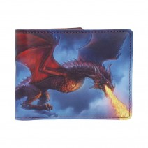 James Ryman Fire From The Sky Dragon Wallet