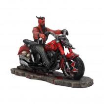 James Ryman The Devil's Road Horned & Bearded Biker