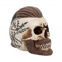 Ragnar Viking Skull Ornament 16cm