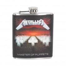 Metallica - Master of Puppets Hip Flask 7oz