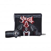 Ghost Papa Emeritus Red Wallet