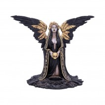 Teresina Dark Reaper Angel Figurine