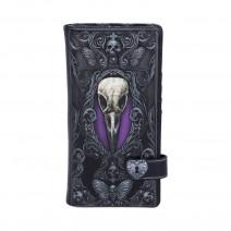 Edgar Allen Poe Nevermore Raven Purse