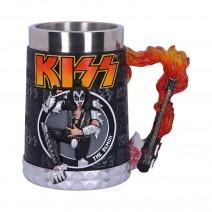 KISS Flame Range The Demon Tankard