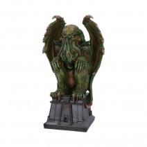 James Ryman Green Cthulhu Skull Figurine