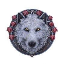 Lisa Parker Guardian of the Fall Wall Plaque