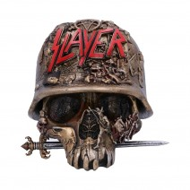 Slayer Eagle Helmet Skull Logo Trinket Box