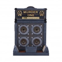 Motorhead Lemmy Murder One Amp Backflow Cone Incense Burner