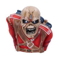 Iron Maiden The Trooper Bust Box 26.5cm