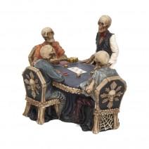 End Game Skeleton Poker Game 16cm