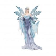 Large Frozen Fairy Aurora. 55cm