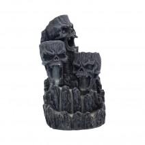 Skull Backflow Incense Tower Incense Holder