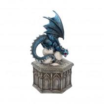 Roost of Cryondrix Box Dragon Egg Trinket Box