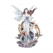 Frost Fairy Lexa With Dragon Companion 27.5cm
