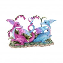 Amy Brown Love Dragons Ornament