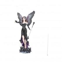 Raven Fairy Queen Maeven Figurine 78.5cm