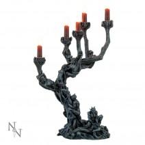 Hells Demon Torture Candelabra Candle Holder 45cm