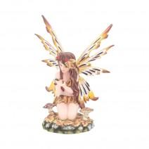 Autumn Fairy Figurine Hawthorn 16cm