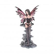 Small Scarlet 28.5cm Seductive Dark Fairy Figurine