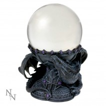 Anne Stokes Dragon Beauty Crystal Ball Holder