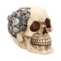Clockwork Cranium Skull 15cm