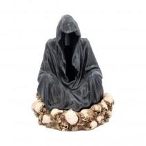 Throne De La Mort Grim Reaper Tea light Holder 19cm