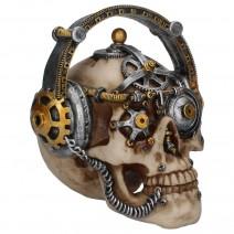 Techno Talk Small Skull 14.5cm