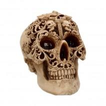 Final Flourish Skull 36cm