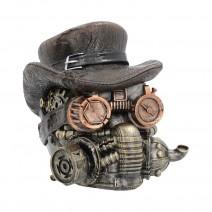 Masked Menace Steampunk Masked Anthropoid Ornament 16cm
