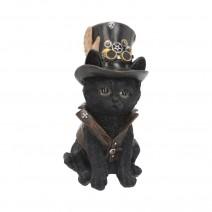 Cogsmiths Adorable Steampunk Cat 18.5cm