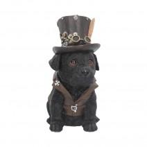 Cogsmiths Adorable Steampunk Dog Figurine 21cm
