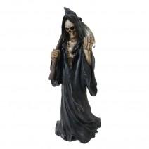 Death Wish Ill-Wishing Gothic Reaper Figure 22cm