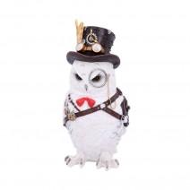 Cogsmiths Owl Steampunk Bird Ornament