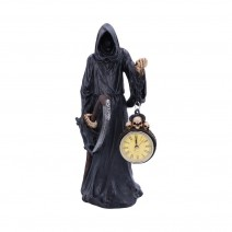 Reaper Holding Clock Figurine 39.5cm