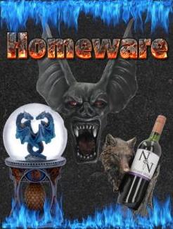 Gothic Homeware