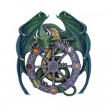 Anne Stokes Year of the Magical Dragon Wall Plaque