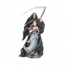 Anne Stokes Summon The Reaper Ornament