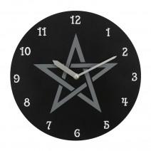 Pentagram MDF Clock