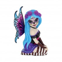 Azula Figurine Sugar Skull Fairy Ornament