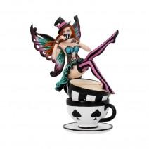Wonderland Fairy Hatter with Teacup