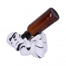 Stormtrooper Sci-Fi Wine Bottle Holder Figurine