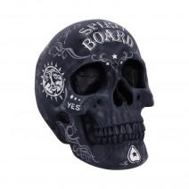 Spirit Board Ouija Talking Board Skull Ornament