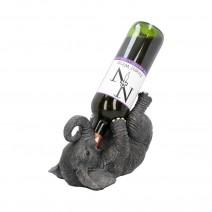 Grey Elephant Guzzler Wine Bottle Holder