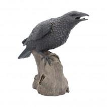 Ravens Cry Resin Figurine 35cm